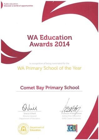 WA Ed Award Cert1
