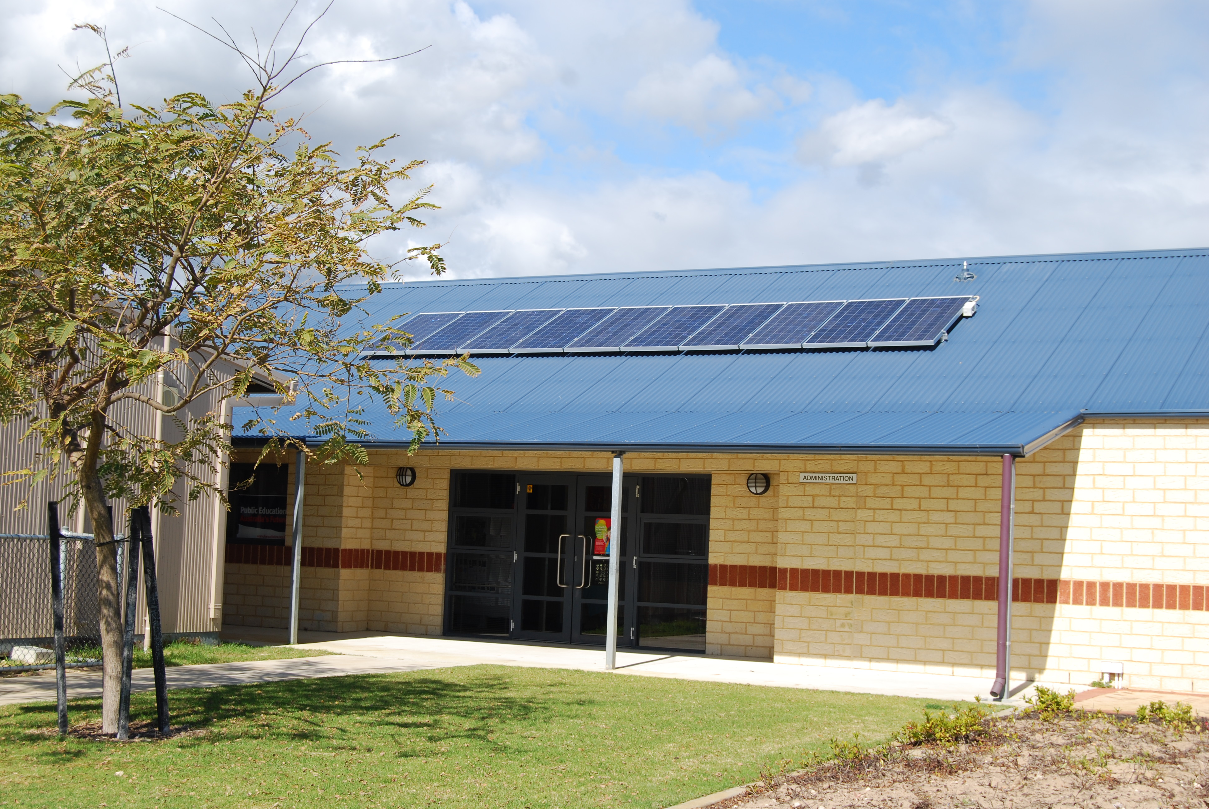 Solar School Program - Comet Bay Primary School